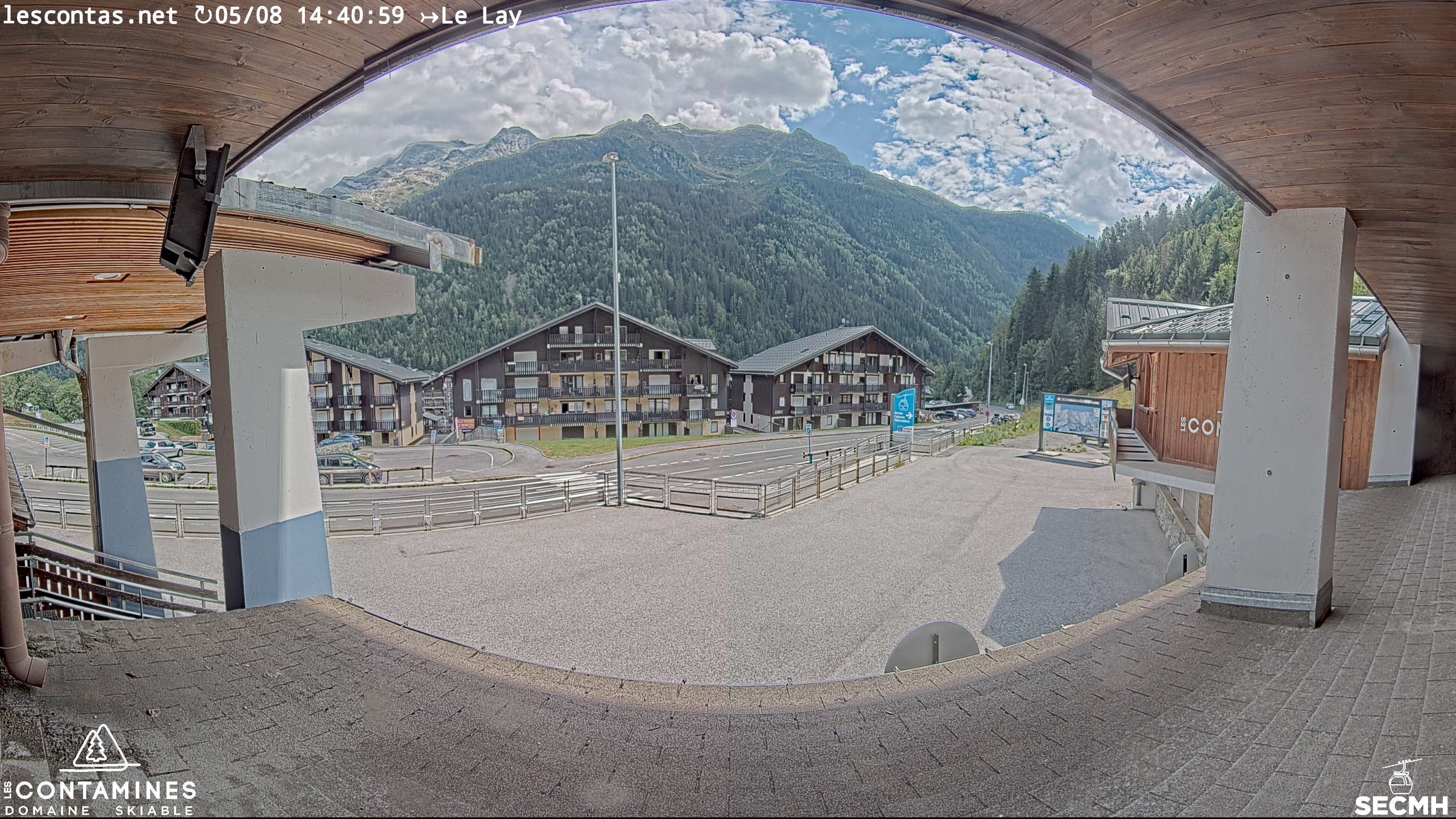 Webcam Les Contamines Montjoie